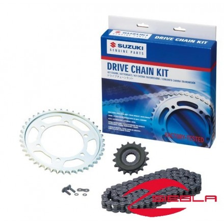 Suzuki Genuine Part - DRIVE CHAIN KIT- 27000-32841 (DL650 2017 - 2011 (K7 -L1)