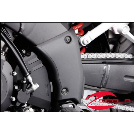 PROTECTOR CHASSIS SET NEGRO