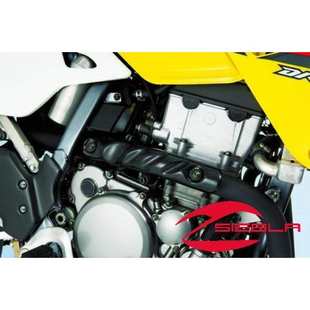 EXHAUSTPIPE COVER CRB DRZ400