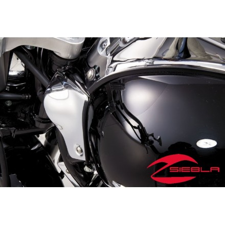 FRAME COVER, RIGHT BY SUZUKI INTRUDER C1500