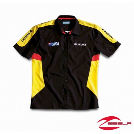 TEAM SHIRT MEN YELLOW