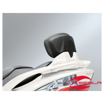 Rear Backrest white by BURGMAN 400