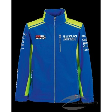 MOTOGP TEAM SOFTSHELL SPORT JACKET 2019