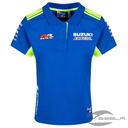 MOTOGP TEAM POLO SHIRT LADIES