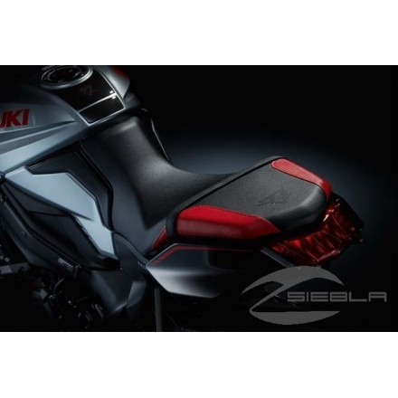 SEAT RED BLACK SUZUKI KATANA