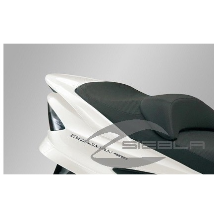 REAR SPOILER BY BURGMAN 400 L8 COLOUR YPA