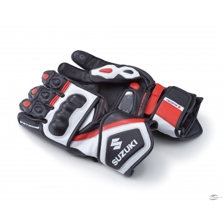 V-Strom Design Riding Gloves - Long