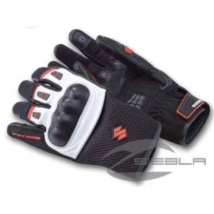 V-Strom Design Riding Gloves - Short