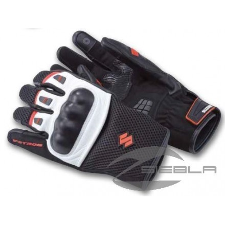 V-Strom Design Riding Gloves - Short