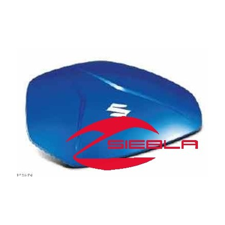 COVER FOR TOPCASE 48L BLUE