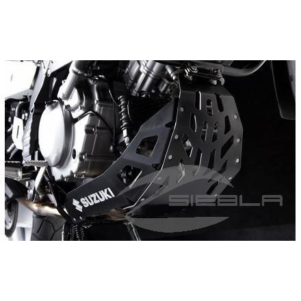PROTECC. MOTOR NEGRO DL650
