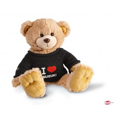 I LOVE SUZUKI TEDDY