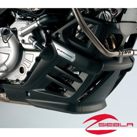 Lower Cowling Black SUZUKI V-STROM 650