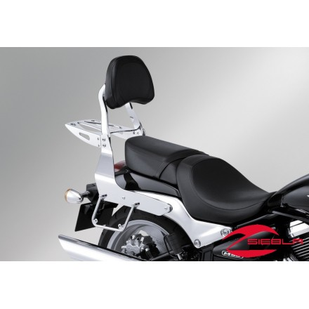 Sissy Bar Backrest by Suzuki Intruder 800,1800