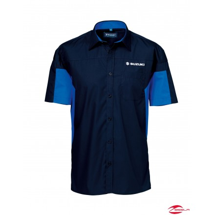 TEAM SHIRT MEN BLUE