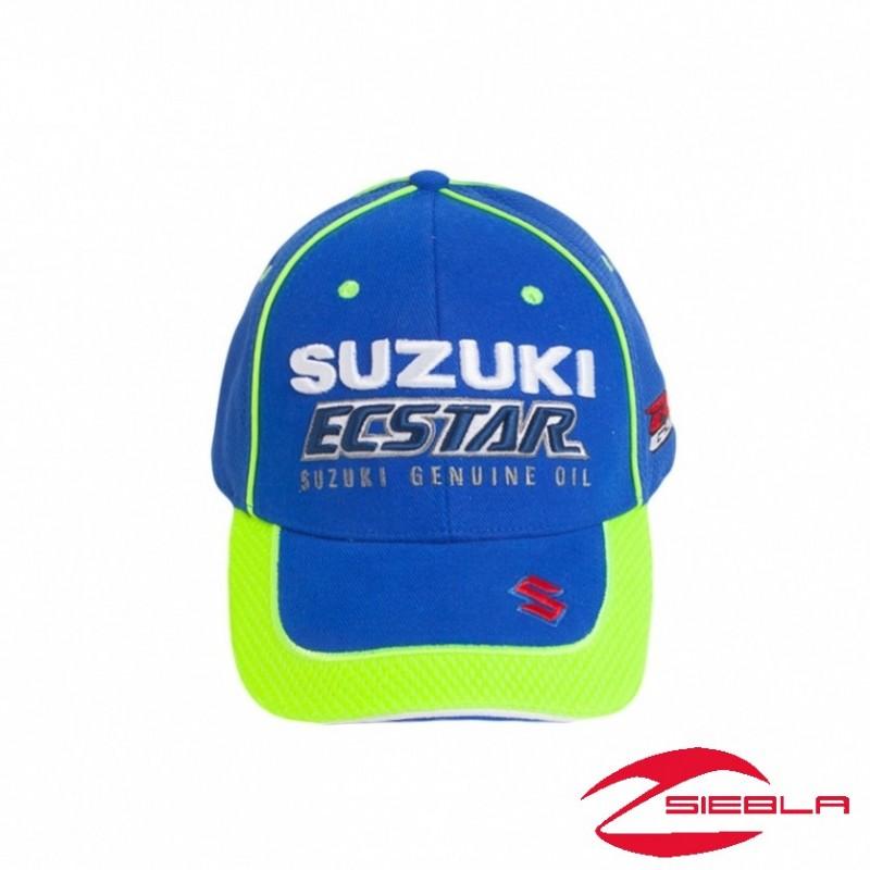 Gorra de b/éisbol Suzuki MotoGP Ecstar Team