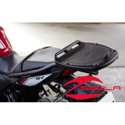 PLACA ADAPTACION TOP CASE BY SUZUKI SV 650