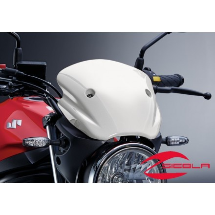 CUPULA BLANCA CAFE RACE BY SUZUKI SV 650