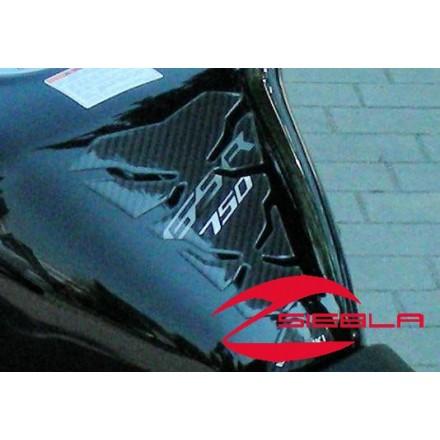 TANKPAD GSR750L1 CARBON STYL