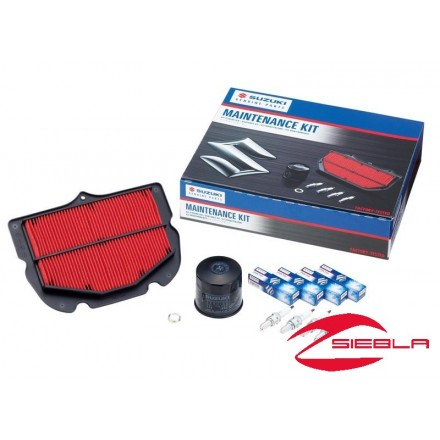 Suzuki Genuine Part - Service/Maintenance Kit - 16500-27820-000 (DL650 (12-16) L2-L6)